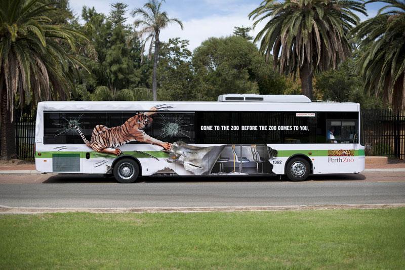 Экскурсионный автобус Африка