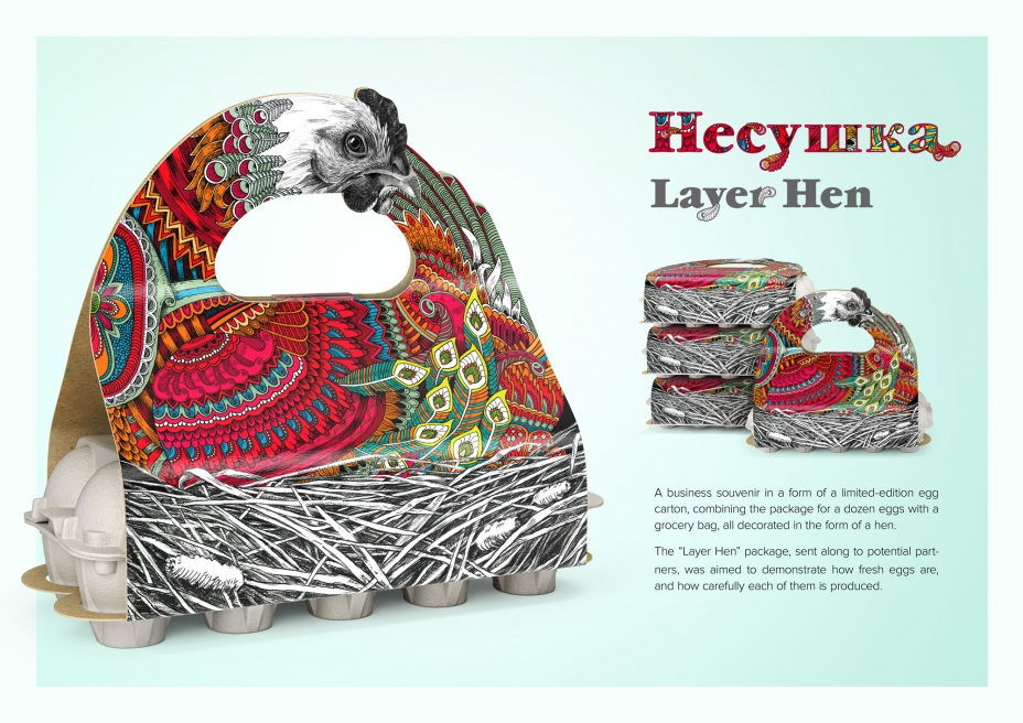 Упаковка, рекламодатель: Moscow Farmer, агентство: Geometry Global Russia